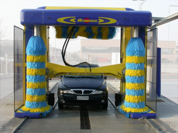 Electronic Car Wash Near Me