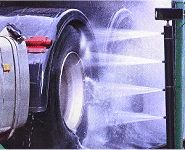 Wheel Wash Systems