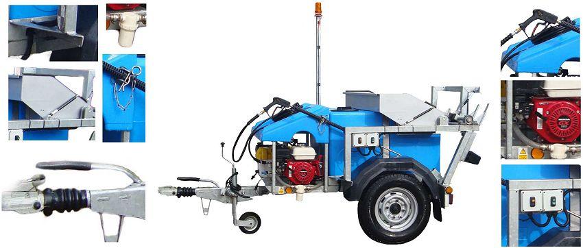 Wheelie Bin Cleaning >> Wheelie Bin Washers